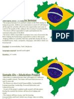 Brazil Projects