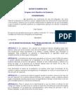 DECRETO NÚMERO 42-92 Ley de Bonificación Anual