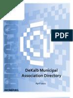 DMA Membership Directory 201104