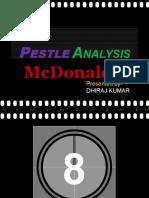 Pestle Analysis of Mcdonald's