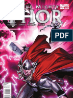 The Mighty Thor Exclusive Preview