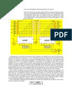 Ampliación a 8 entradas de línea para placa de sonido