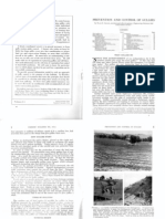 Prevention and Control of Gullies Farmer's Bulletin 1813 USDA