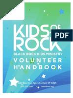 KOTR Volunteer Handbook