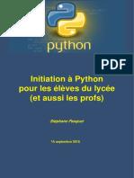 Initiation-à-Python