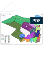 Ulster County Redistricting Version05 Map