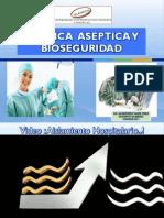 Tecnica Aseptica y Bioseguridad