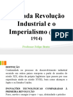 Segunda Revolução Industrial e Imperialismo 1