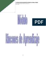 Rincones de Aprendizajes Administyracion Del Aula.