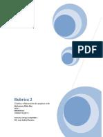 Rubrica 2 pw