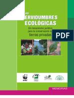 Servidumbres Ecologicas