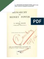 Robert McNair Wilson - Monarchy or Money Power 2nd Ed. 1934