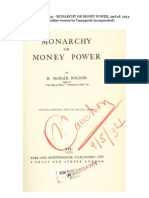 Robert McNair Wilson - Monarchy or Money Power 2nd Ed. 1934