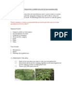 Sheet Mulch Instructions 2