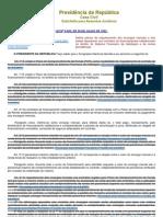 Lei 8692 Sistema Financeiro Imobiliário (reajustes)