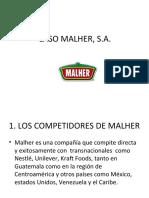 CASO MALHER