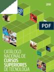 Catalogo Nacioanl Cursos Superiores Tecnologia 2010[1]