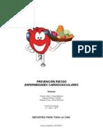 Prevencion Cardiovascular