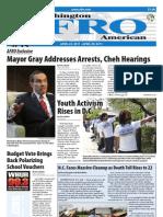 Washington D.C. Afro-American Newspaper, April 23, 2011