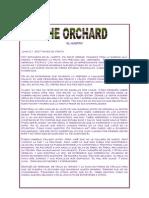 Dark Hunters 00 El Huerto - Memorias de Ryssa (the Orchard)