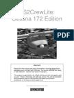 FS2CrewLite_Cessna 172 Manual - Checklist en Pag 21