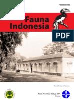 Fauna Indonesia Haryono