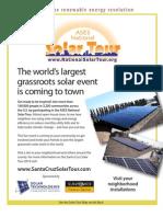 Solar Homes Tour Guide Santa Cruz