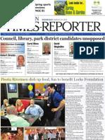 March 23, 2011 Washington Times-Reporter