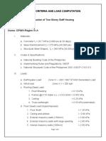 DPWH Region IV-A Staff Housing Specs