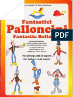 Palloncini Figuras Con Globos