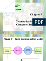 CB-9-Communication and Consumer Behavior