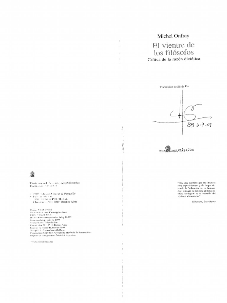 Manifiesto Hedonista Michel Onfray Download