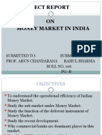 Money Market in India