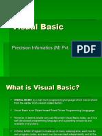 Visual Basic6 Ppt