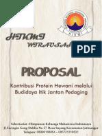 Proposal Wirausaha HIKMI