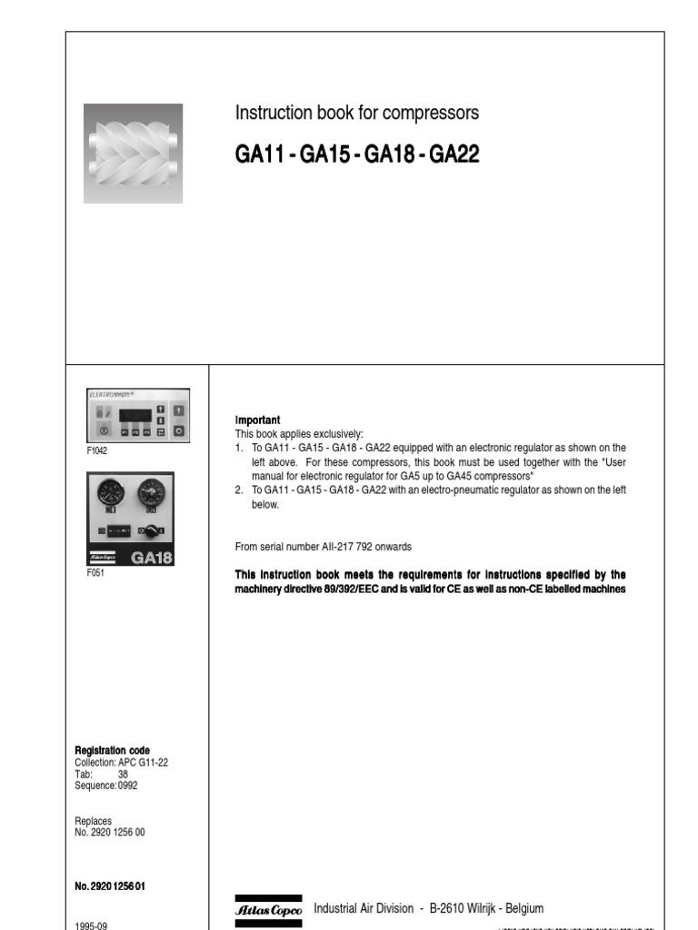 2920125601 manual instrucciones ga 11 a ga 22 desde aii217792 2920125601 manual instrucciones ga 11 a ga 22 desde aii217792 mains electricity switch