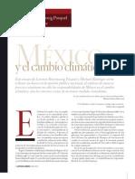 Cambio Climatico México