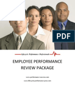 Employee Performance Review Package