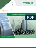 & Hepworth UPVC | Polyvinyl Chloride | Pipe (Fluid Conveyance)
