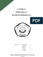 laporan kompos