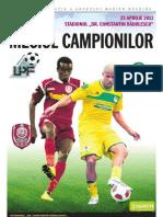 CFR 1907 Cluj vs F.C. Vaslui - Aprilie 2011