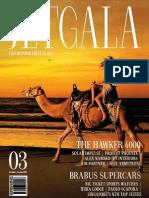 Jetgala Magazine Issue 3