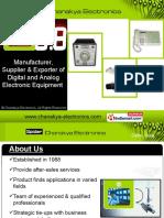 Chanakya Electronics Delhi India