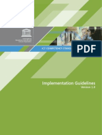 ICT CST Implementation Guidelines
