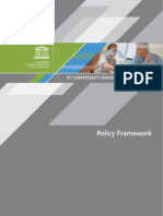 ICT CST Policy Framework
