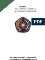 Proposal Studi Kasus Smt Vi Ke Kepanjen 2009