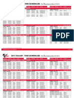 2011 MotoGP Time Schedules in GMT v2 on March 15-1