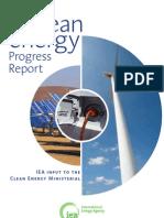 CEM Progress Report