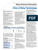 Everything About Relays