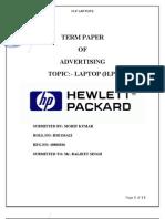 Mohit Term Paper